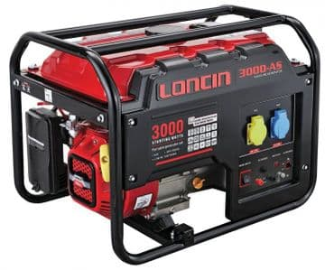 Loncin LC3000-AS AVR Generator Part No: LC3000-AS