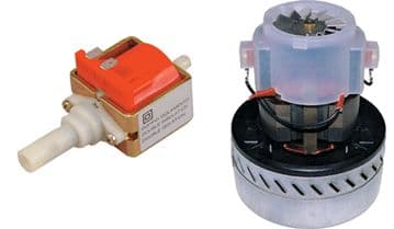 Vacuum Motor Part No: 9917-3891S