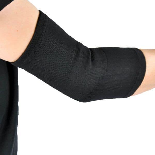 Elastic Elbow Support Breathable, Slimline Design Ambidextrous