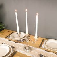 Glo Wax Taper Candles