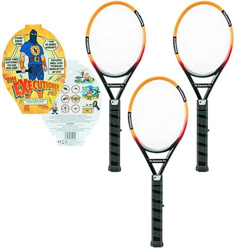 The Executioner Pro Bug Zapper 3 Pack
