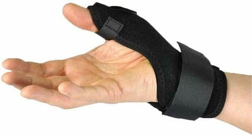 Thumb Spica Stabiliser Support Splint Brace Breathable