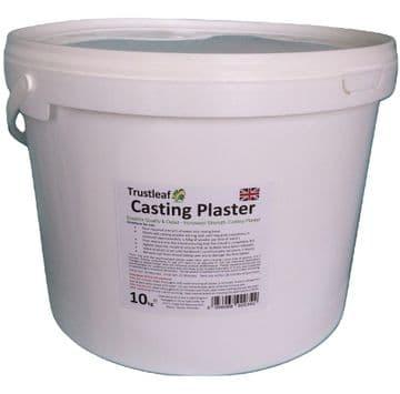 10kg Tub High Quality Casting Plaster