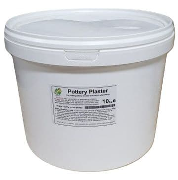 10kg Tub High Quality Pottery Plaster
