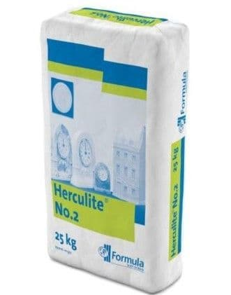 25kg bag of Herculite No 2 Casting Plaster