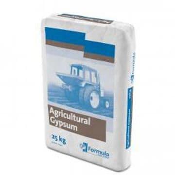 25kg Horticultural Gypsum - Soil Improver