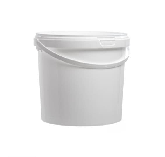 5 Litre Plastic Bucket <br> (Pack size from 1 to 100)