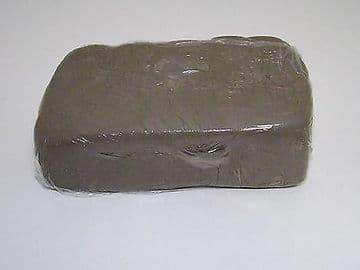 Potclays, an  Air Dry Modelling Clay - Dark Grey
