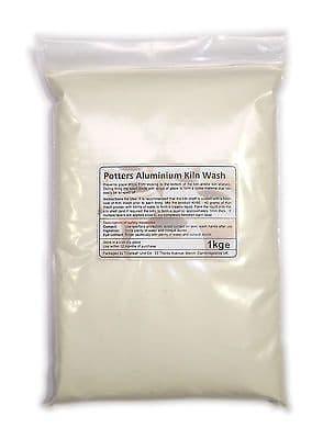 Potters Aluminium Kiln / Batt Wash 500g - 5kg